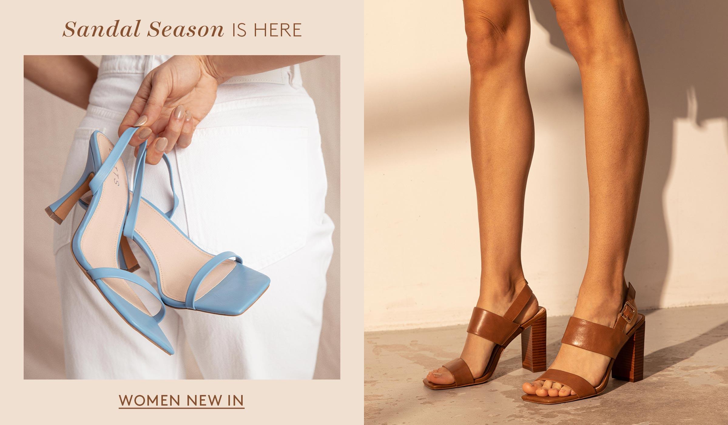 BETTS   Women's Sandals   NEW Arrivals   hmpg banner 2400 x 1402