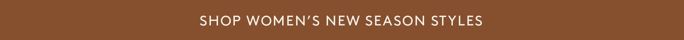 BETTS | Women's | NEW Arrivals | hmpg banner 2400 x 143