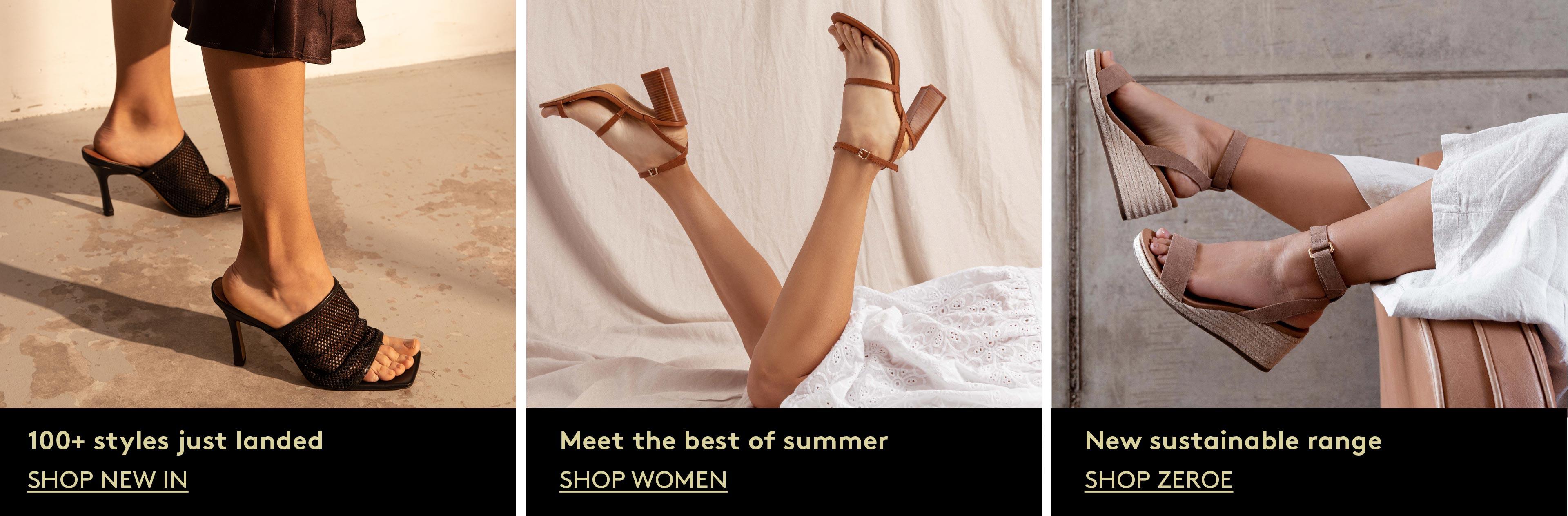 womens shoe stores australia