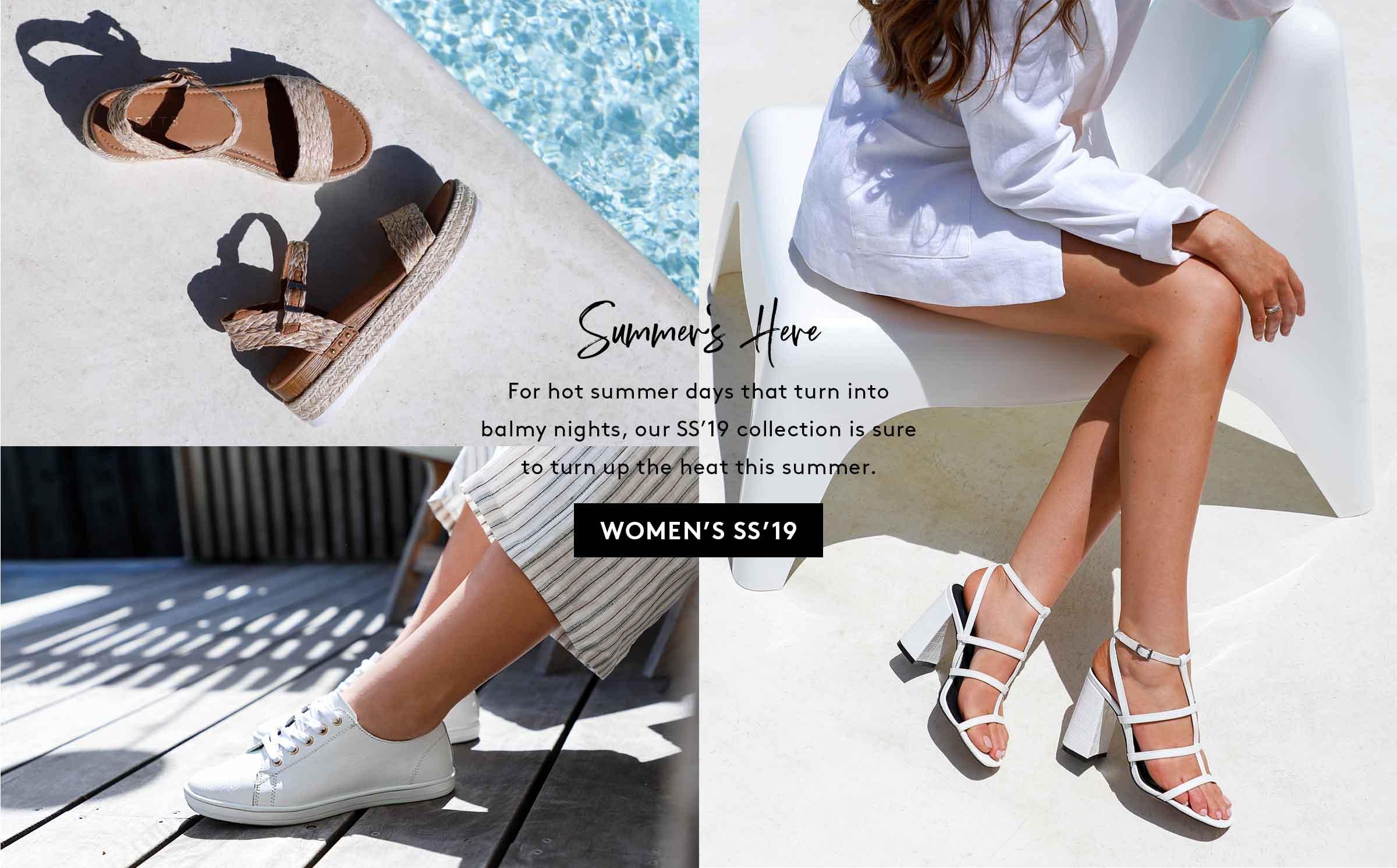 Buy Men's & Women's Shoes Online | Australia's Leading Shoe