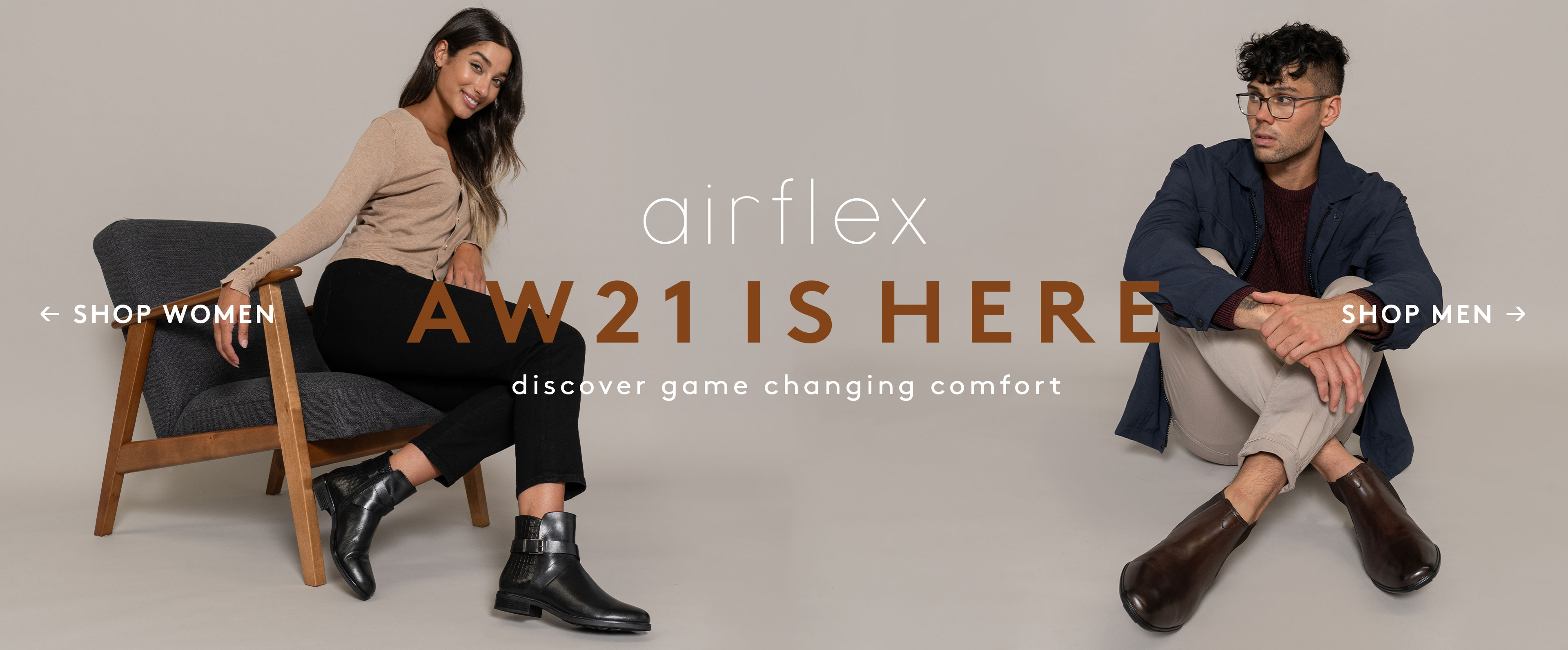 AIRFLEX | AW21 is here | Shop Now