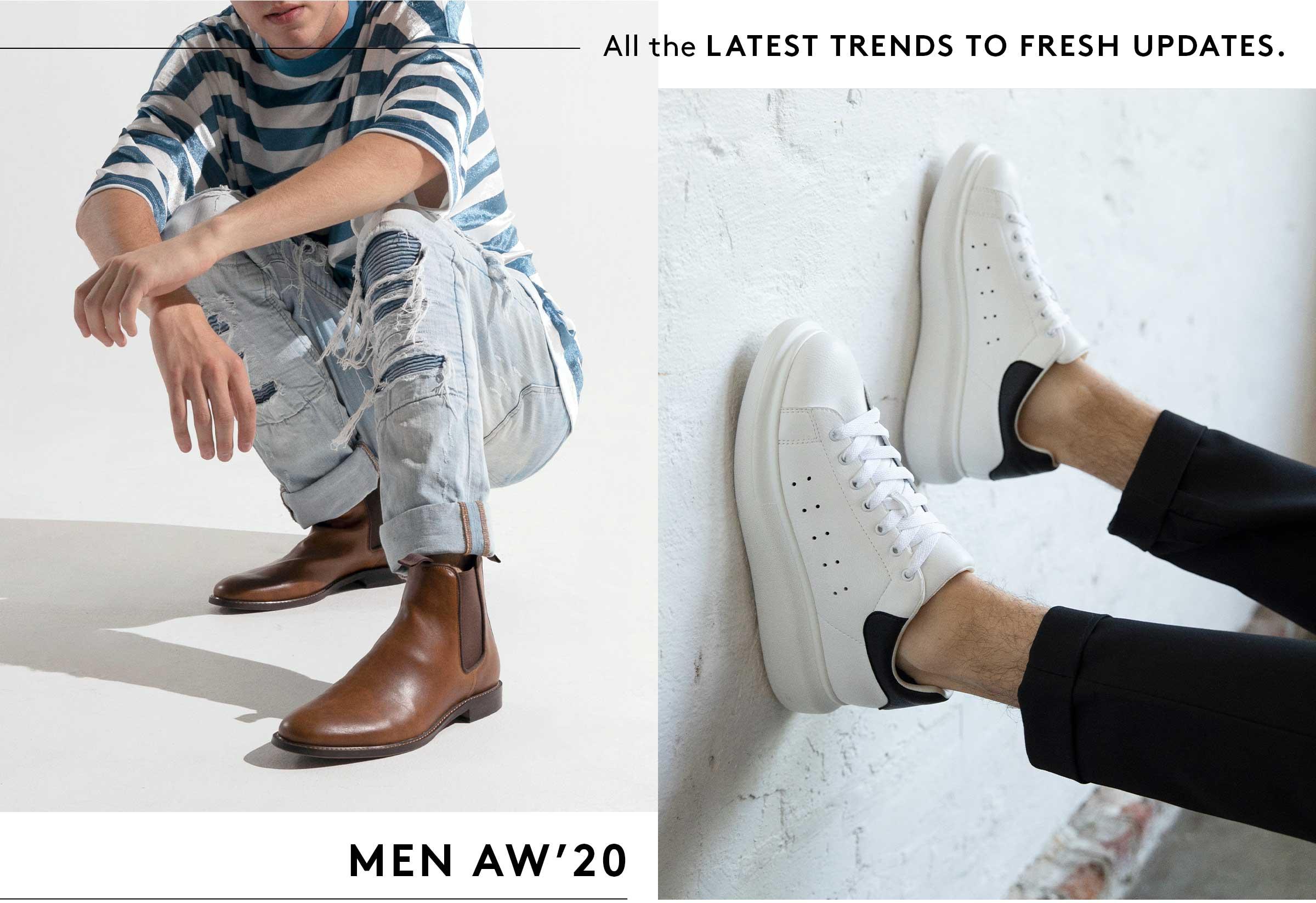 Men's New Season Styles