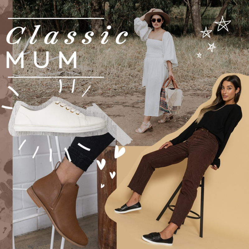 Classic Mum - Versatile Staples for Every Occasion - Mother's Day Chelsea Boots & Block Heels