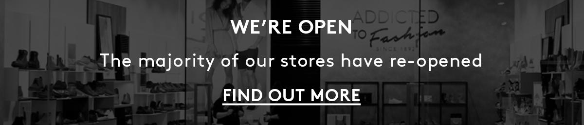 Betts Stores Open