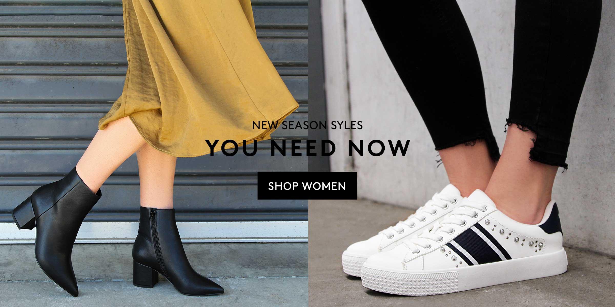 48cc01a4b Buy Men's & Women's Shoes Online | Australia's Leading Shoe Shop - Betts