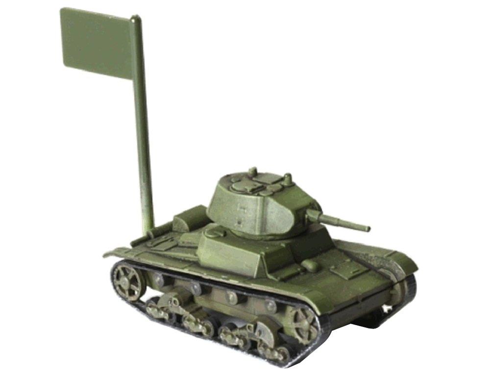 Zvezda, model t-26, scale 1:100, z6113