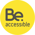 Logo be accessible