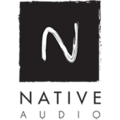 Native audio logo