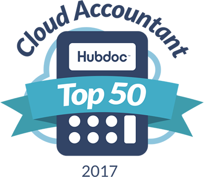 Top 50 Cloud Accountant 2017