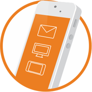 Receipt Bank smartphone icon