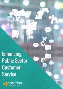 Enhancing Public Sector Customer Service 1
