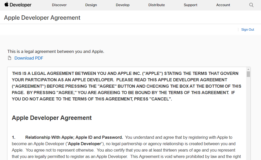 How To Sign Up To Apple Developer Account And Distribute Your App To