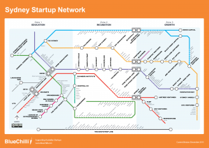 StartRail map of Aussie startups re-opens for 2016