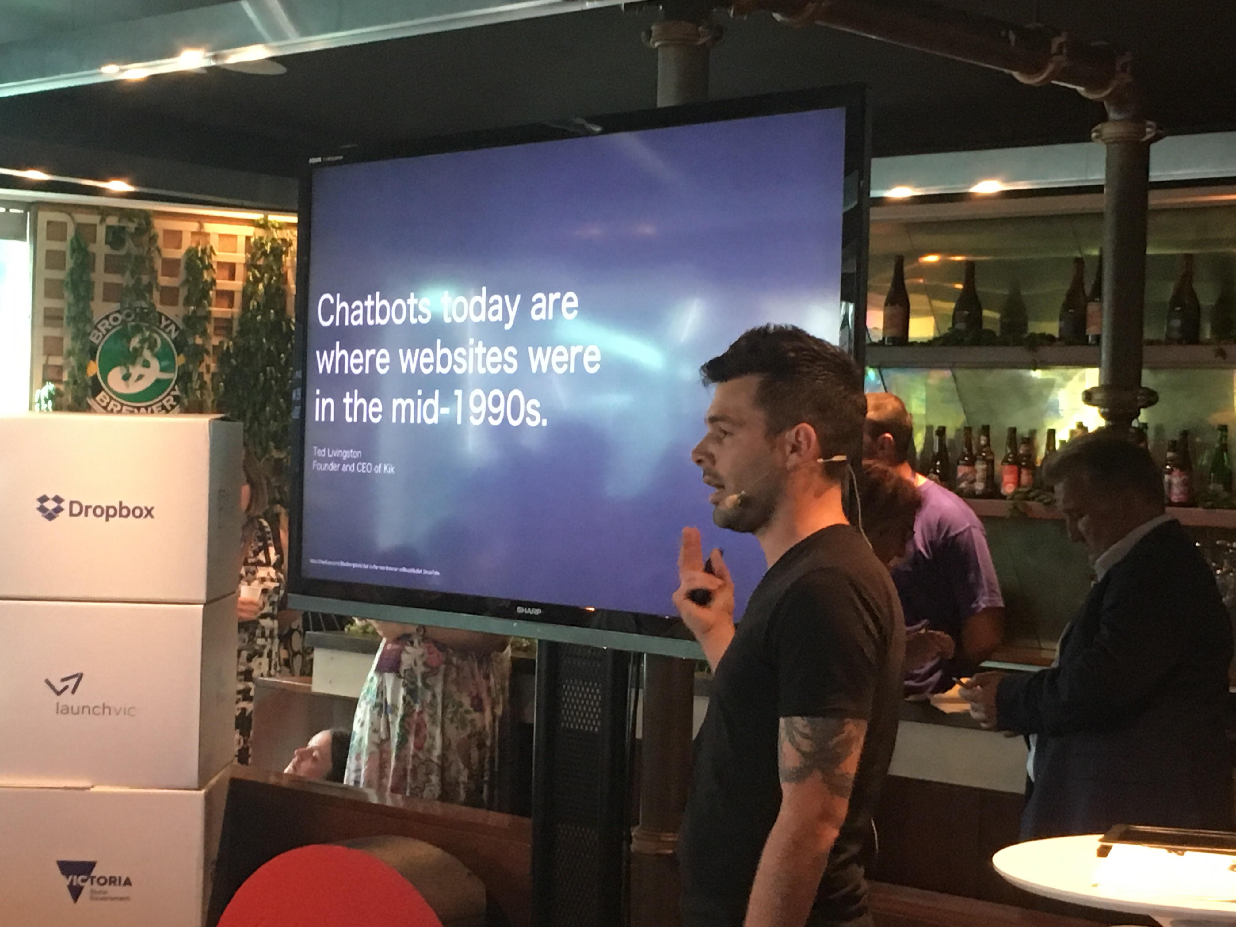 Niklas Zillinger at PauseFest