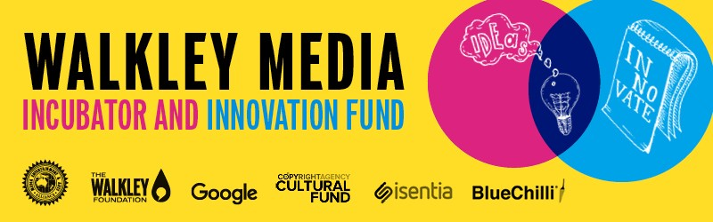 2017 Walkley Media Incubator and Innovation Fund