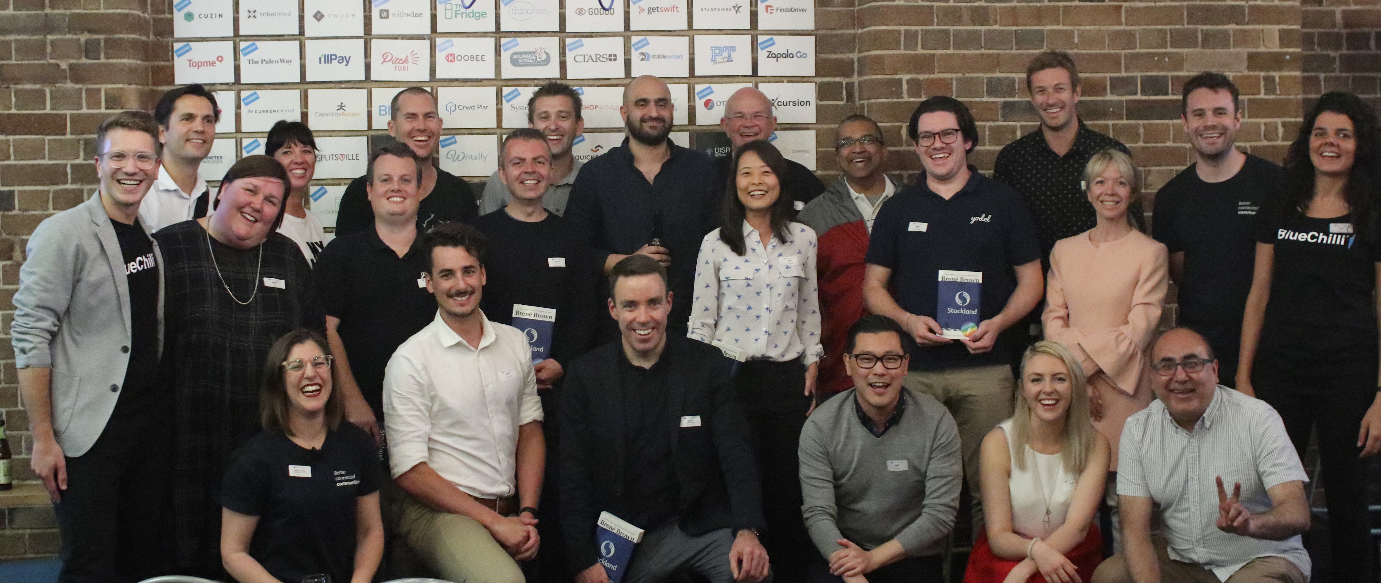 The Stockland Accelerator Bootcampers.
