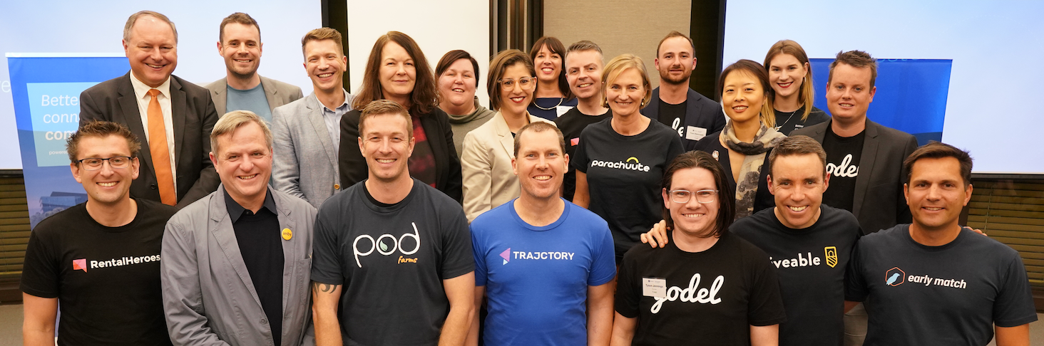 Stockland Accelerator founders