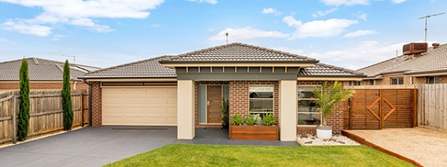 Exterior of an Australian investment property