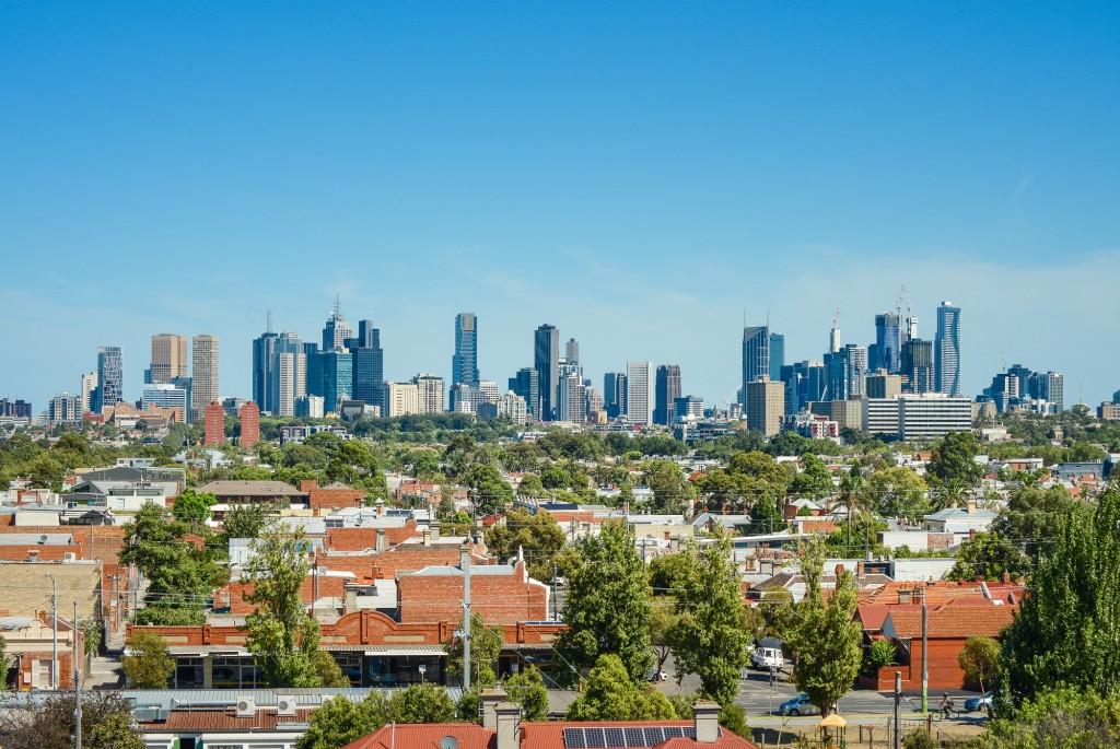 Suburban Melbourne