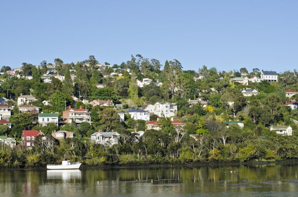 Hobart suburb