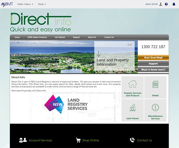 Direct Info
