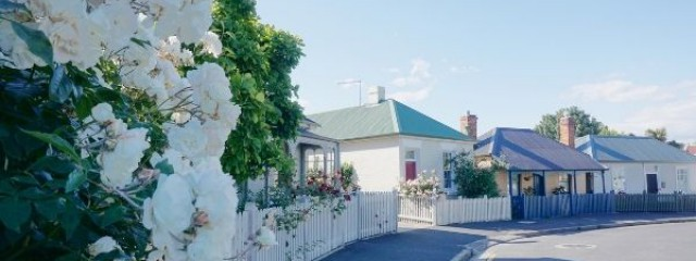 inheriting an investment property