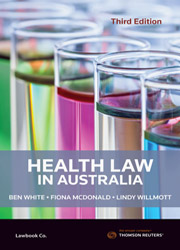 Health Law in Australia 3e