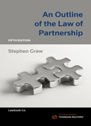 An Outline of the Law of Partnership 5e
