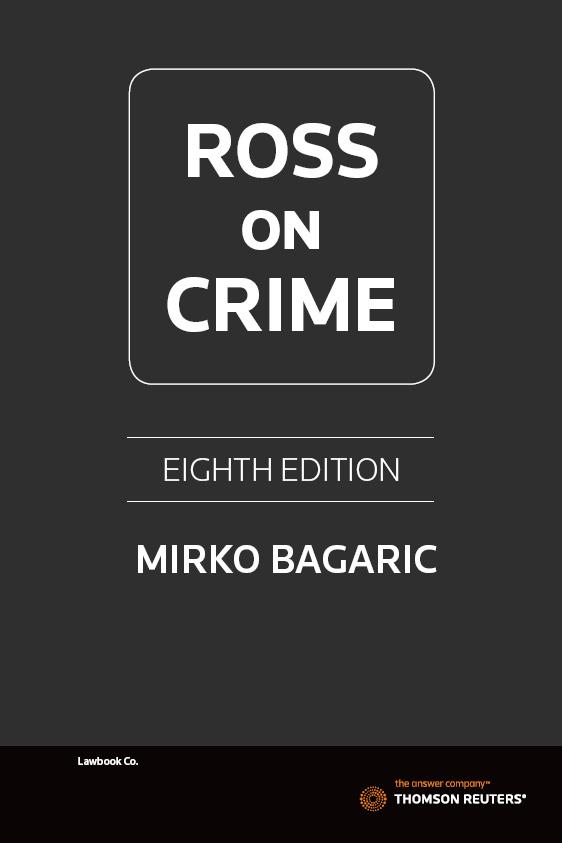 Ross on Crime 8E