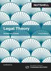 Nutshell Legal Theory 3e