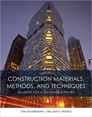 Construction Materials, Methods and Techniques: Early Literacy