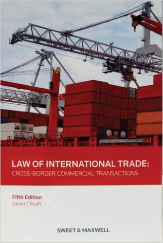 Law of International Trade Cross 5D