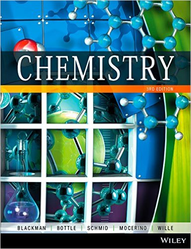 Chemistry 3rd Edition