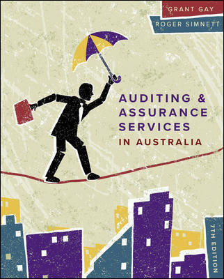 Pack Auditing & Assurance Services in Australia 7th  Edition (includes Print, Connect, Learnsmart)