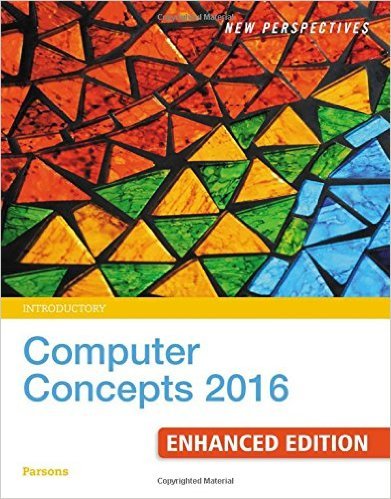 New Perspectives Computer Concepts 2016: Introductory