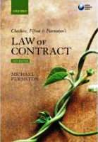 Australian Cases On Contract & Cheshire And Fifoot's Law Of Contract 10E Pack (CONTRA42)