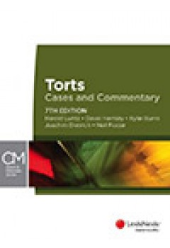 Torts: Cases & Commentary eBundle
