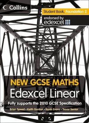 New GCSE Math Edexcel LinearStudent Foundation 2