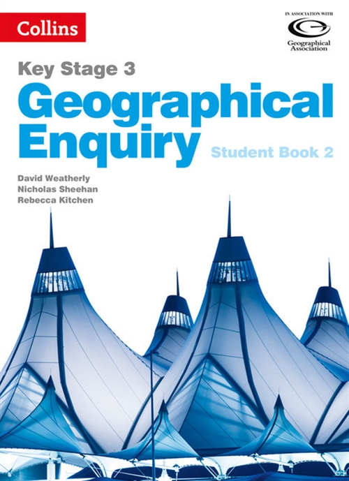 Geographical Enquiry KS3 Student Book 2