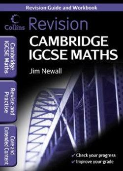Cambridge IGCSE Maths Revision Guide and Workbook