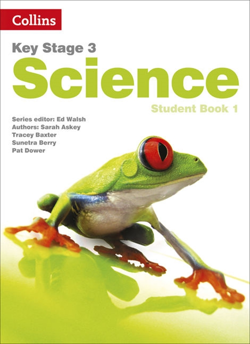 Key Stage 3 Science - Student Book 1 Second edition