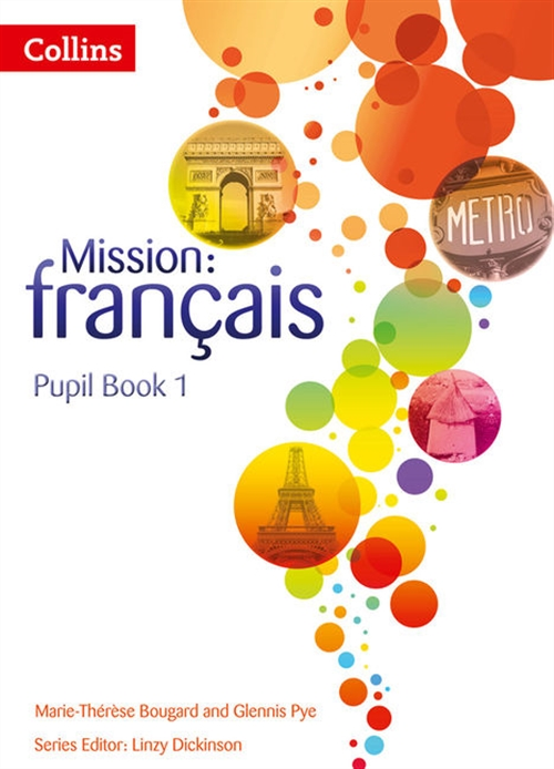 Collins Mission:francais Pupil Book 1