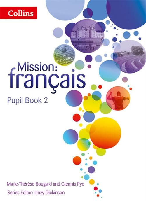 Collins Mission:francais Pupil Book 2