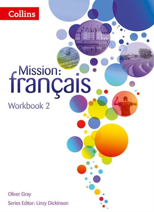 Collins Mission:Francais Workbook 2