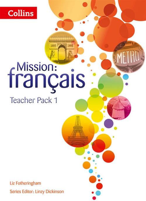 Collins Mission:Francais Teacher Pack 1