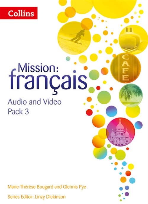 Mission: Francais Audio Video Pack 3