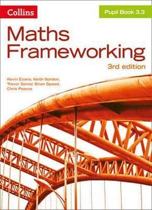 Maths Frameworking KS3 Maths Pupil Book 3.3