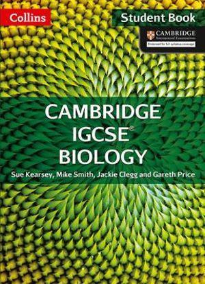 Cambridge IGCSE Biology Student Book 2nd Edition