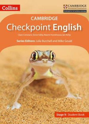 Cambridge Checkpoint English Stage 9 Student Book