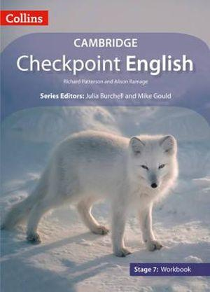 Cambridge Checkpoint English Stage 7 Workbook
